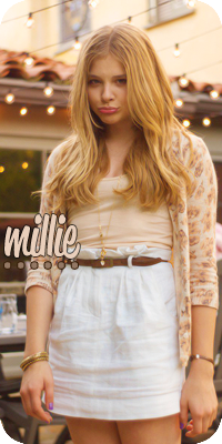 Millie I. Crawford