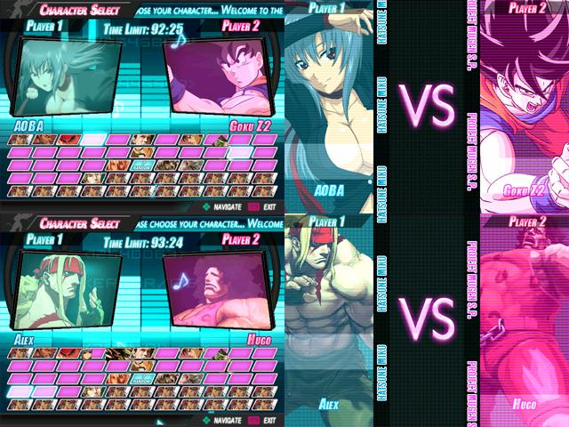 Hatsune Miku: Project MUGEN S.P. Case1