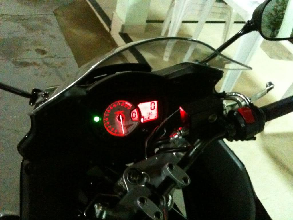 Minha GSX 650F 2009 mas como zero Foto1