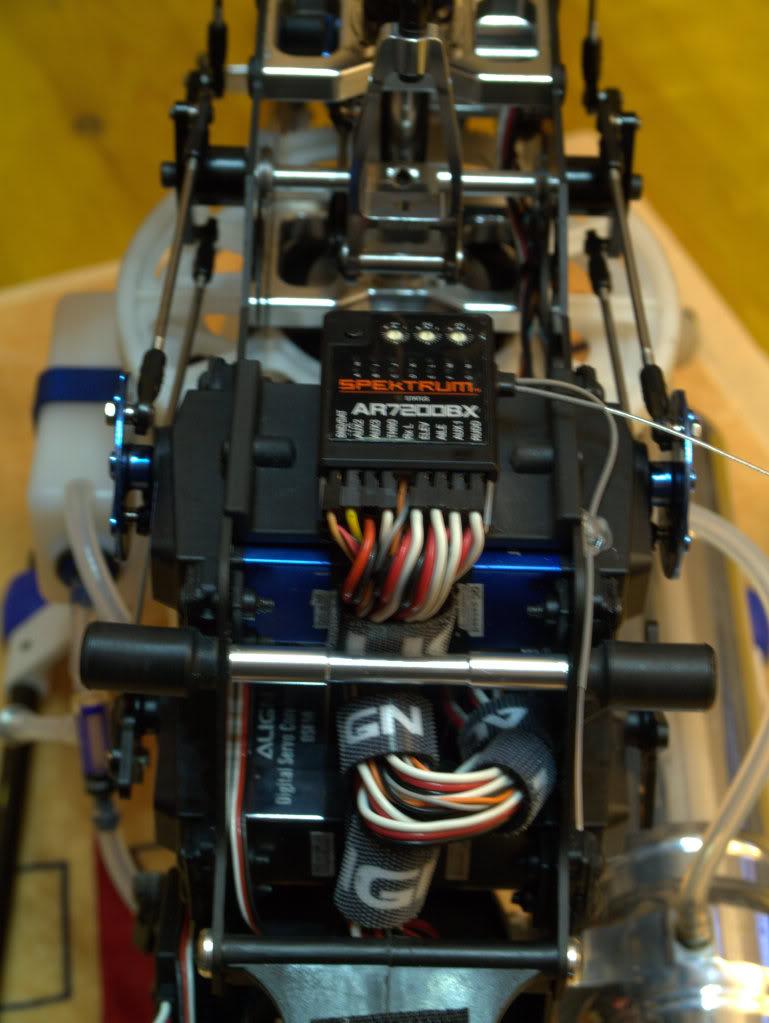 TREX 600 FBL Project P1090323