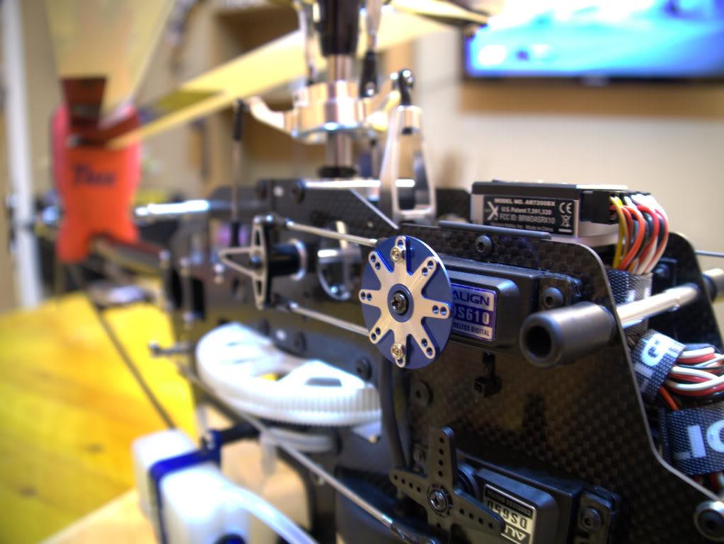 TREX 600 FBL Project P1090330