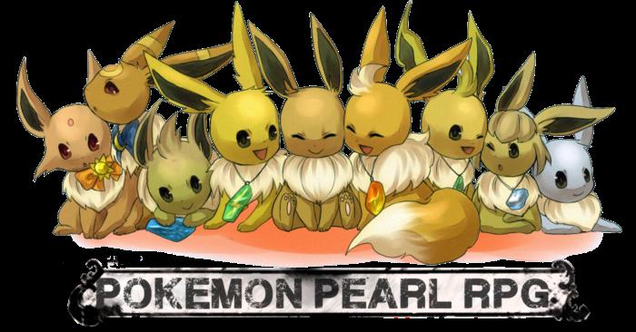 Pokémon Pearl RPG