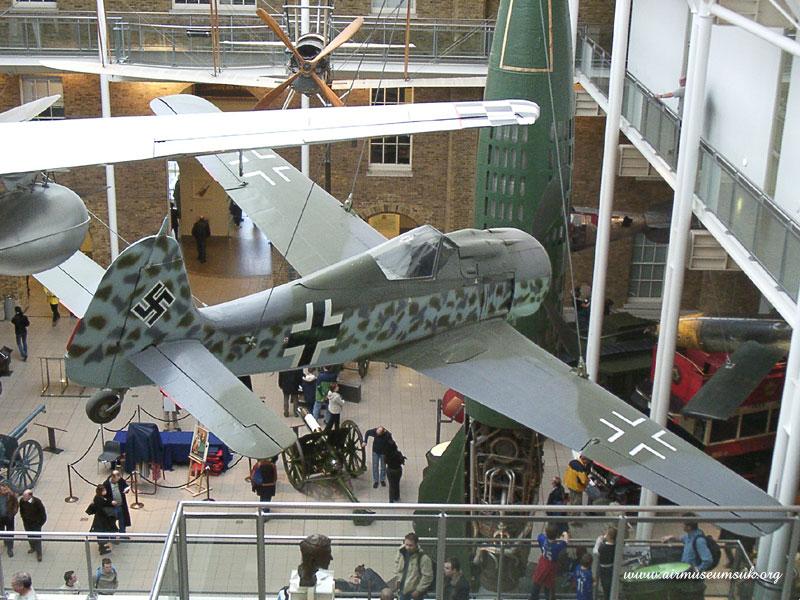 Dudas/información sobre el TA Fw-190 265Focke-WulfFw190A-8