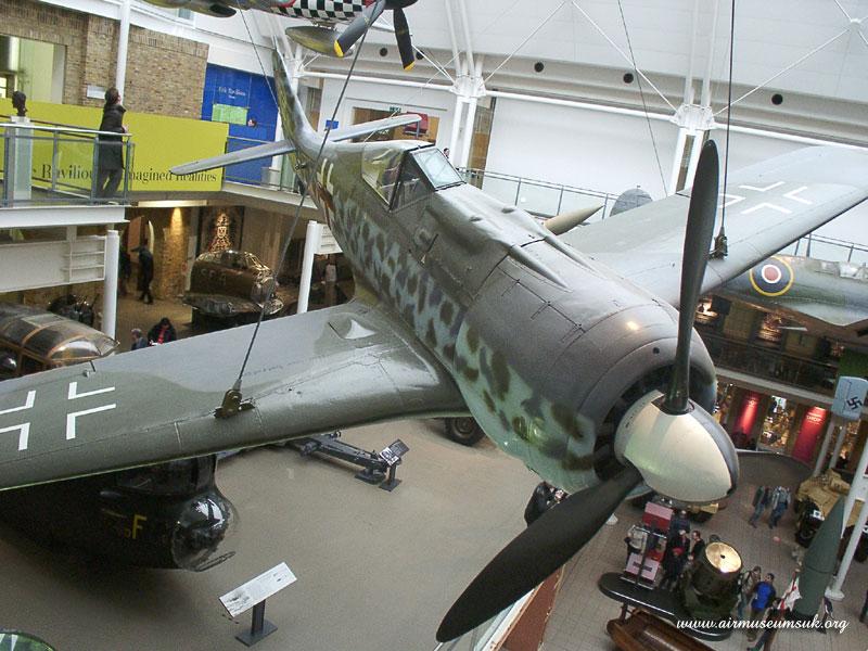 Dudas/información sobre el TA Fw-190 267Focke-WulfFw190A8