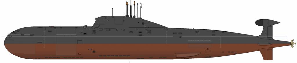 Submarino nuclear Ruso Clase «Akula»    AkulaProjekt971klein_zps33c33dda