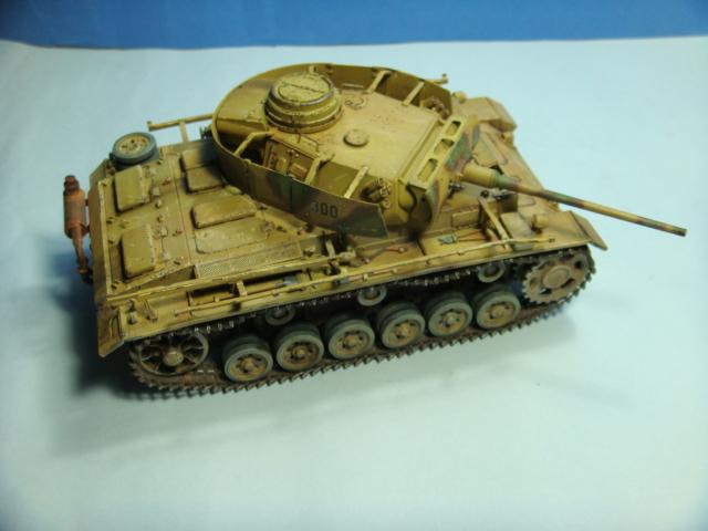 PANZERKAMPFWAGEN III Ausf. M (Sd.Kfz.141) Dragon DSC07379