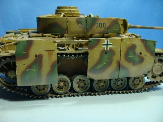 PANZERKAMPFWAGEN III Ausf. M (Sd.Kfz.141) Dragon DSC07403