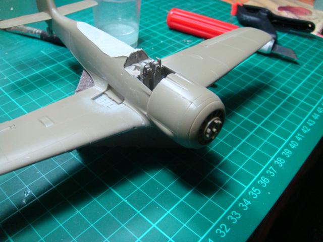 Focke-Wulf Fw 190A-8 .eduard Weekend Edition a 1/48.. - Página 2 DSC07781