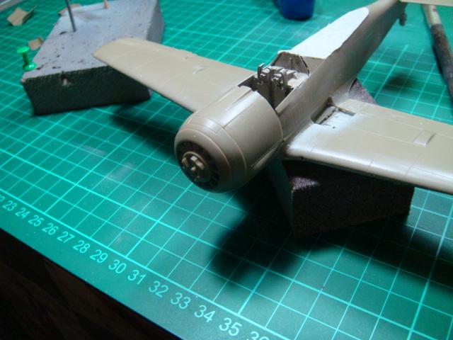 Focke-Wulf Fw 190A-8 .eduard Weekend Edition a 1/48.. - Página 2 DSC07782