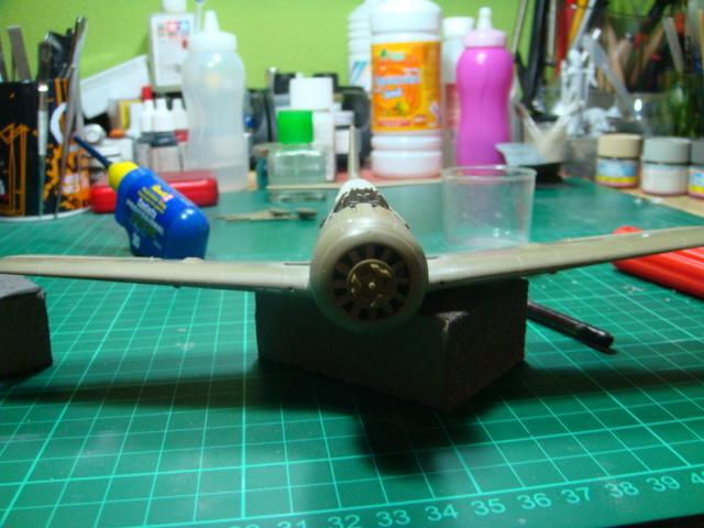 Focke-Wulf Fw 190A-8 .eduard Weekend Edition a 1/48.. - Página 2 DSC07783