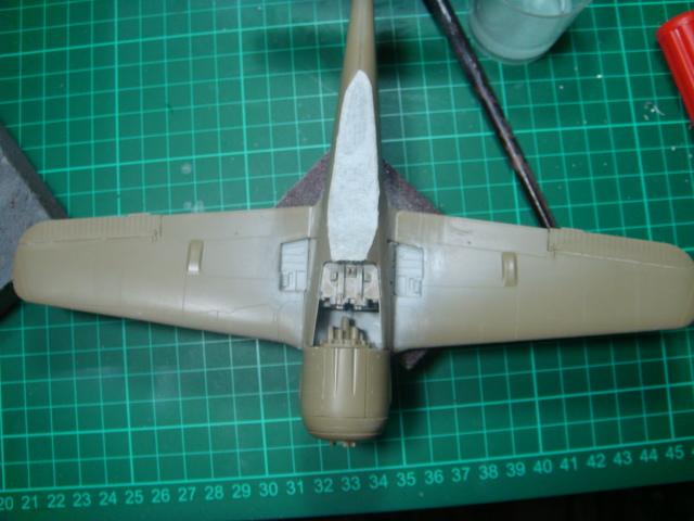 Focke-Wulf Fw 190A-8 .eduard Weekend Edition a 1/48.. - Página 2 DSC07784