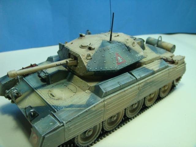 A15 Crusader Mk III......Italeri   DSC07927