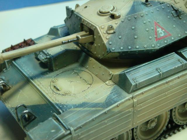 A15 Crusader Mk III......Italeri   DSC07929