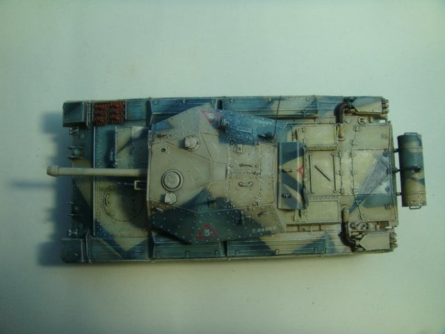 A15 Crusader Mk III......Italeri   DSC07930