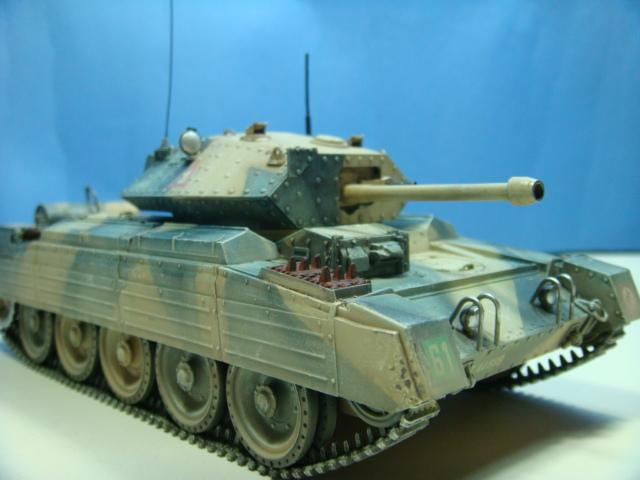 A15 Crusader Mk III......Italeri   DSC07934