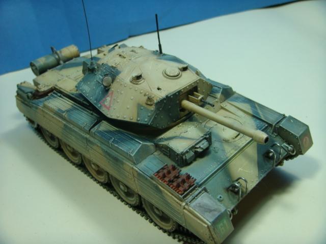 A15 Crusader Mk III......Italeri   DSC07935