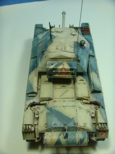 A15 Crusader Mk III......Italeri   DSC07940