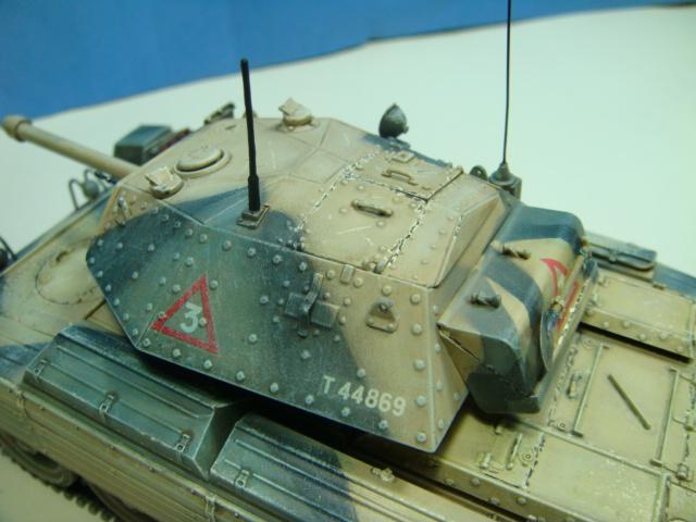 A15 Crusader Mk III......Italeri   DSC07946