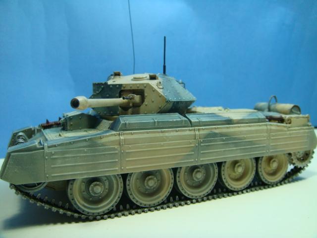 A15 Crusader Mk III......Italeri   DSC07948