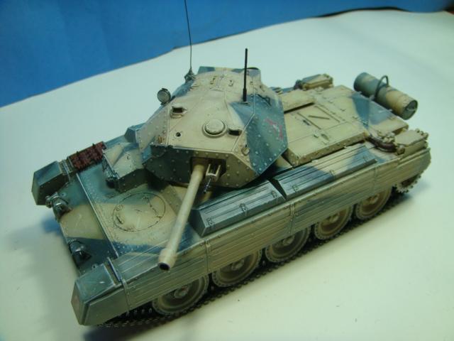 A15 Crusader Mk III......Italeri   DSC07949