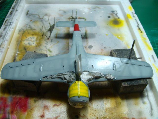 Focke-Wulf Fw 190A-8 .eduard Weekend Edition a 1/48.. - Página 4 DSC08022