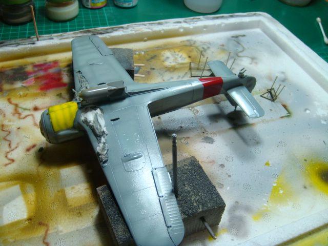 Focke-Wulf Fw 190A-8 .eduard Weekend Edition a 1/48.. - Página 4 DSC08023