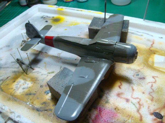 Focke-Wulf Fw 190A-8 .eduard Weekend Edition a 1/48.. - Página 4 DSC08029