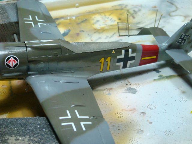 Focke-Wulf Fw 190A-8 .eduard Weekend Edition a 1/48.. - Página 4 DSC08030