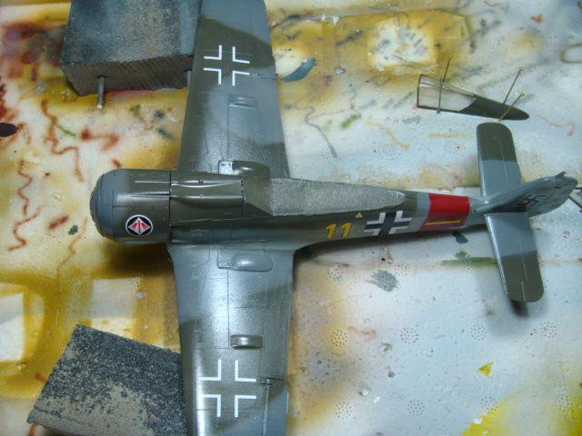 Focke-Wulf Fw 190A-8 .eduard Weekend Edition a 1/48.. - Página 4 DSC08031