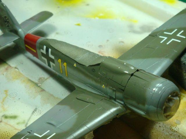Focke-Wulf Fw 190A-8 .eduard Weekend Edition a 1/48.. - Página 4 DSC08032