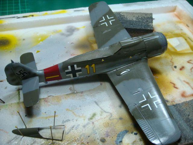 Focke-Wulf Fw 190A-8 .eduard Weekend Edition a 1/48.. - Página 4 DSC08036