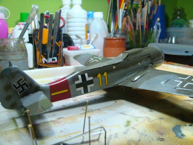 Focke-Wulf Fw 190A-8 .eduard Weekend Edition a 1/48.. - Página 4 DSC08037