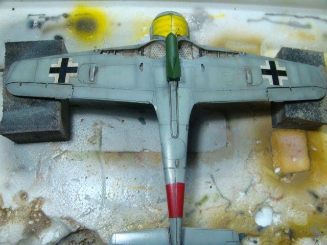 Focke-Wulf Fw 190A-8 .eduard Weekend Edition a 1/48.. - Página 4 DSC08038