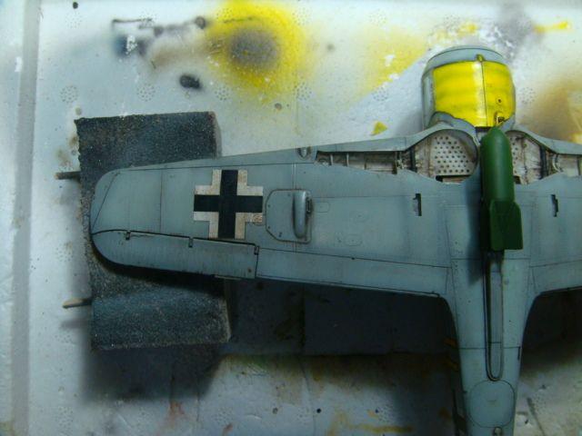 Focke-Wulf Fw 190A-8 .eduard Weekend Edition a 1/48.. - Página 4 DSC08039