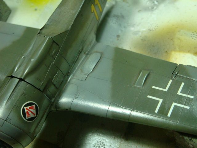 Focke-Wulf Fw 190A-8 .eduard Weekend Edition a 1/48.. - Página 4 DSC08044