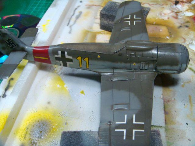 Focke-Wulf Fw 190A-8 .eduard Weekend Edition a 1/48.. - Página 4 DSC08049