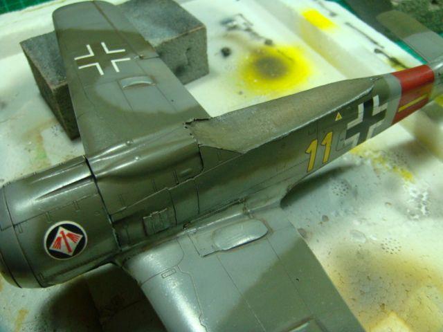 Focke-Wulf Fw 190A-8 .eduard Weekend Edition a 1/48.. - Página 4 DSC08050