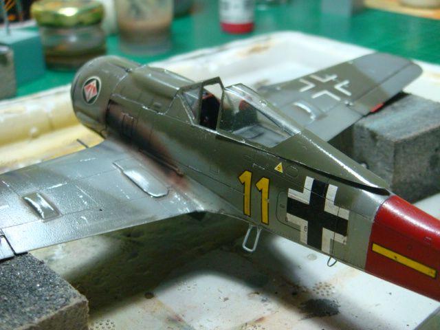 Focke-Wulf Fw 190A-8 .eduard Weekend Edition a 1/48.. - Página 4 DSC08054