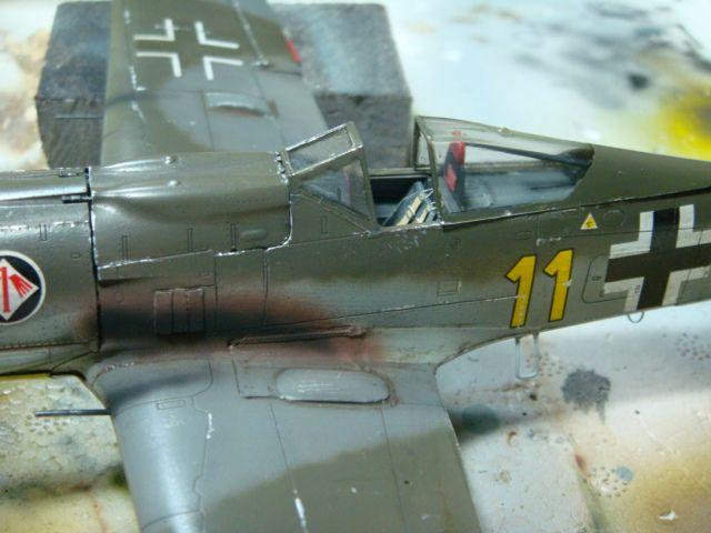 Focke-Wulf Fw 190A-8 .eduard Weekend Edition a 1/48.. - Página 4 DSC08055