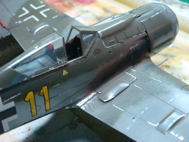 Focke-Wulf Fw 190A-8 .eduard Weekend Edition a 1/48.. - Página 4 DSC08056