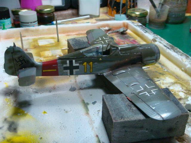 Focke-Wulf Fw 190A-8 .eduard Weekend Edition a 1/48.. - Página 4 DSC08057