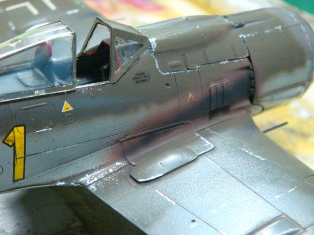 Focke-Wulf Fw 190A-8 .eduard Weekend Edition a 1/48.. - Página 4 DSC08061