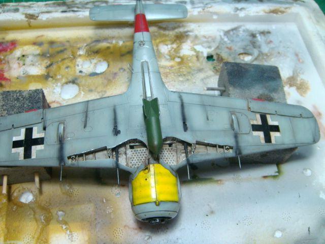 Focke-Wulf Fw 190A-8 .eduard Weekend Edition a 1/48.. - Página 4 DSC08062