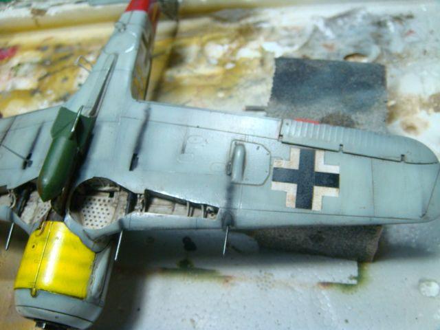 Focke-Wulf Fw 190A-8 .eduard Weekend Edition a 1/48.. - Página 4 DSC08063