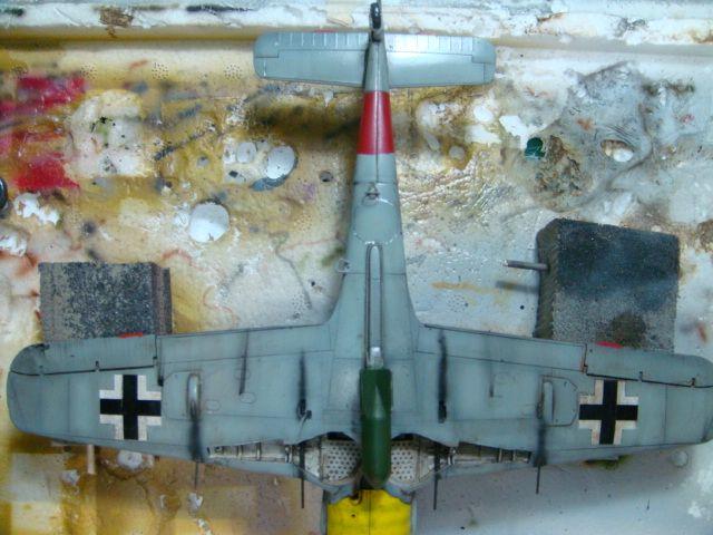 Focke-Wulf Fw 190A-8 .eduard Weekend Edition a 1/48.. - Página 4 DSC08065