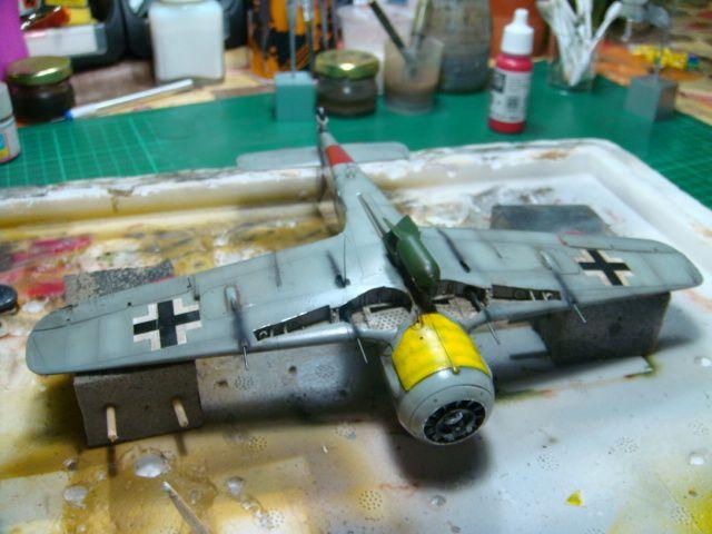 Focke-Wulf Fw 190A-8 .eduard Weekend Edition a 1/48.. - Página 4 DSC08066