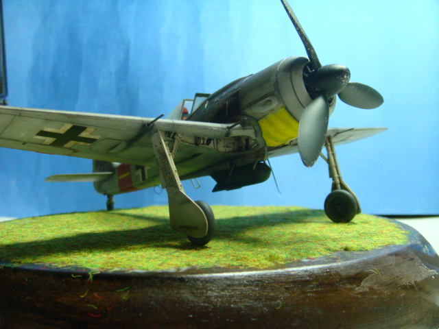 Focke-Wulf Fw 190A-8  .eduard Weekend Edition a 1/48.. ( TERMINADO  ) DSC08096