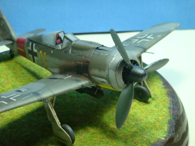 Focke-Wulf Fw 190A-8  .eduard Weekend Edition a 1/48.. ( TERMINADO  ) DSC08097