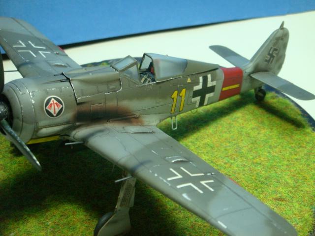 Focke-Wulf Fw 190A-8  .eduard Weekend Edition a 1/48.. ( TERMINADO  ) DSC08099