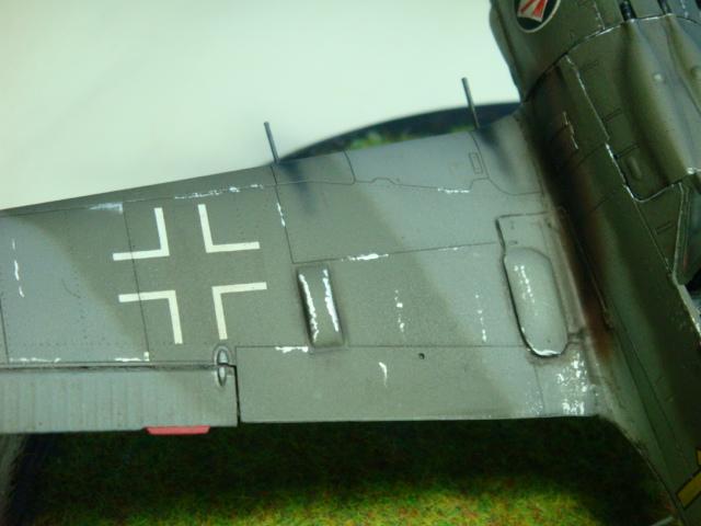 Focke-Wulf Fw 190A-8  .eduard Weekend Edition a 1/48.. ( TERMINADO  ) DSC08102